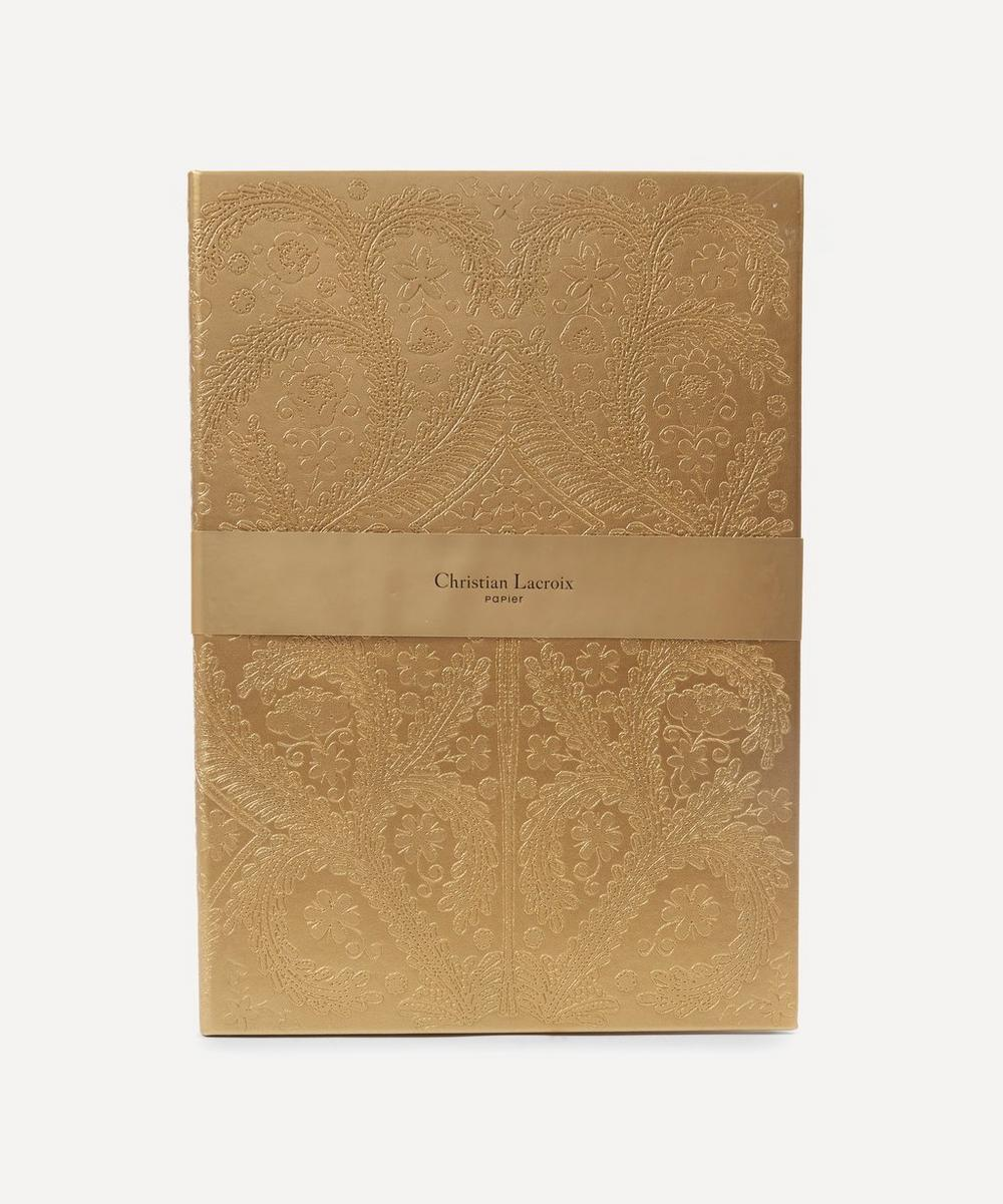 A4 Paseo Blank Paged Journal