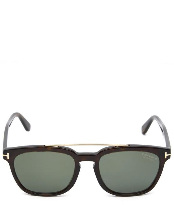 FT0516 Aviator Bridge Sunglasses