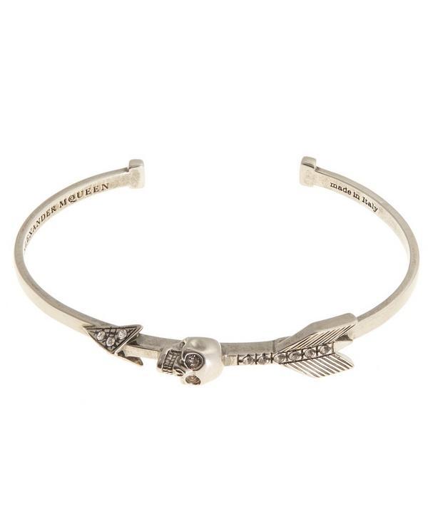 Arrow Skull Bracelet