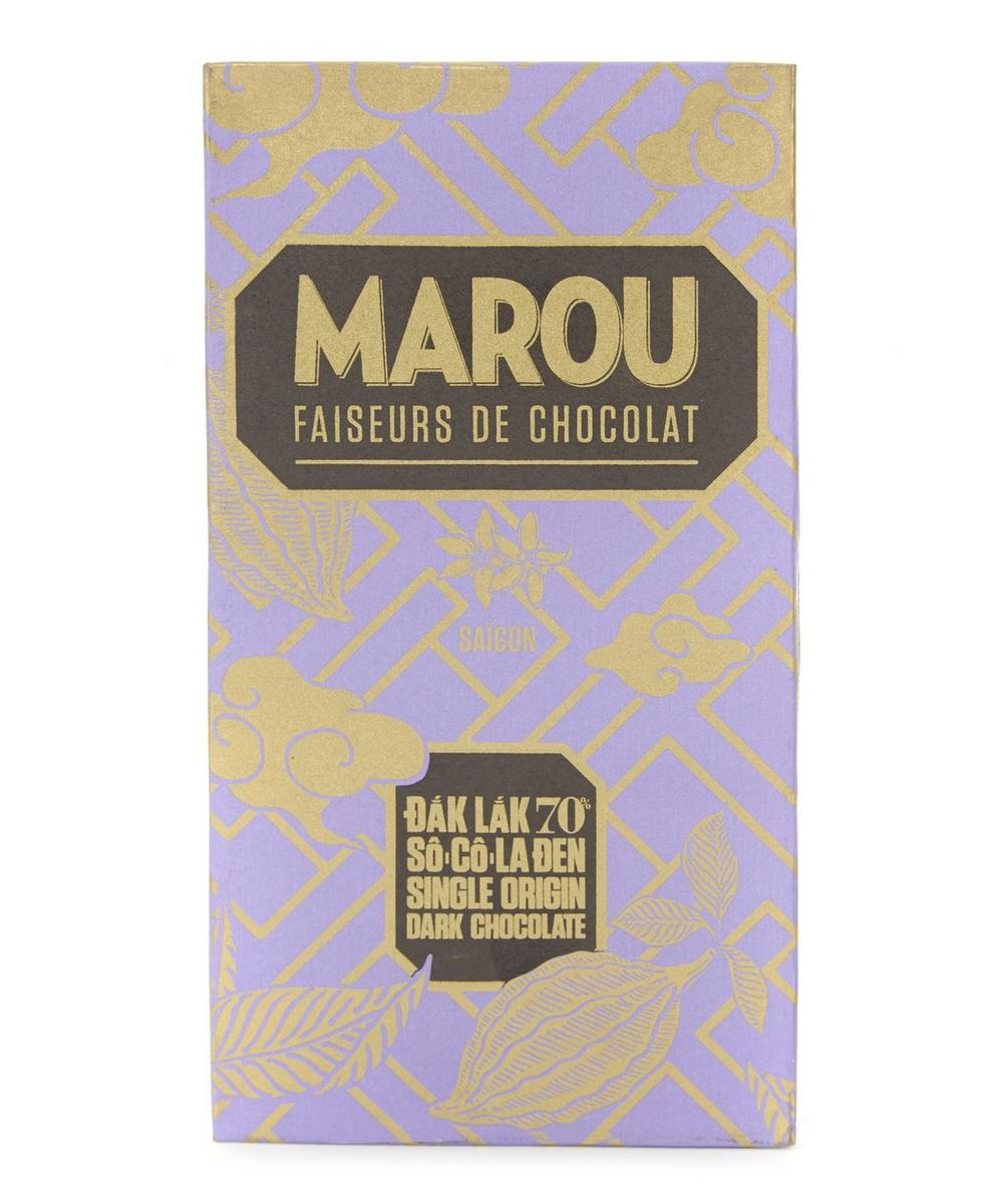 Dak Lak 70% Dark Chocolate Bar 80g