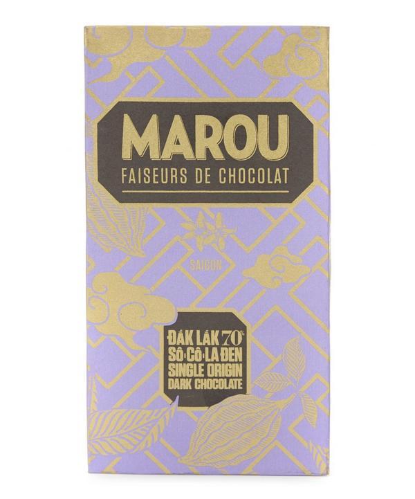 Dak Lak 70% Dark Chocolate Bar 80g