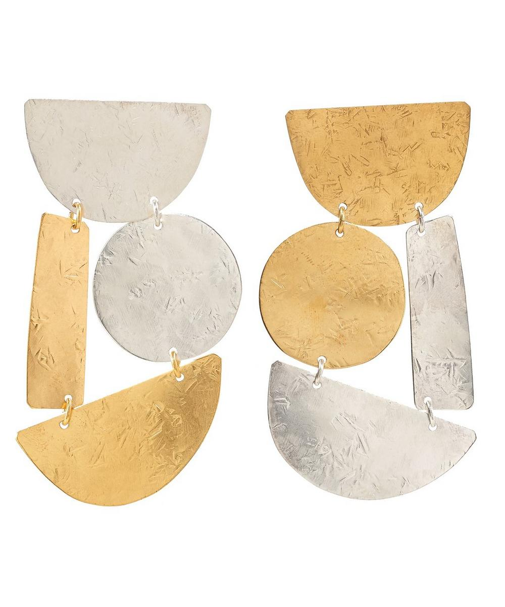 Masha Abstract Earrings
