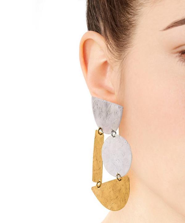 Masha Abstract Earrings