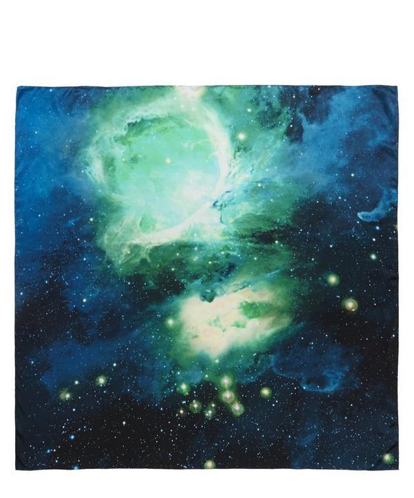 Nebulae 5 Silk Scarf