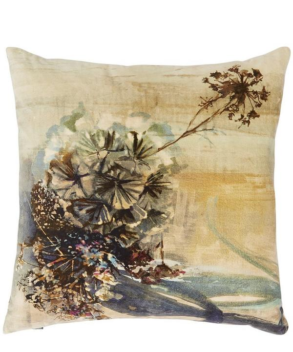 Angelica Cotton Velvet Cushion