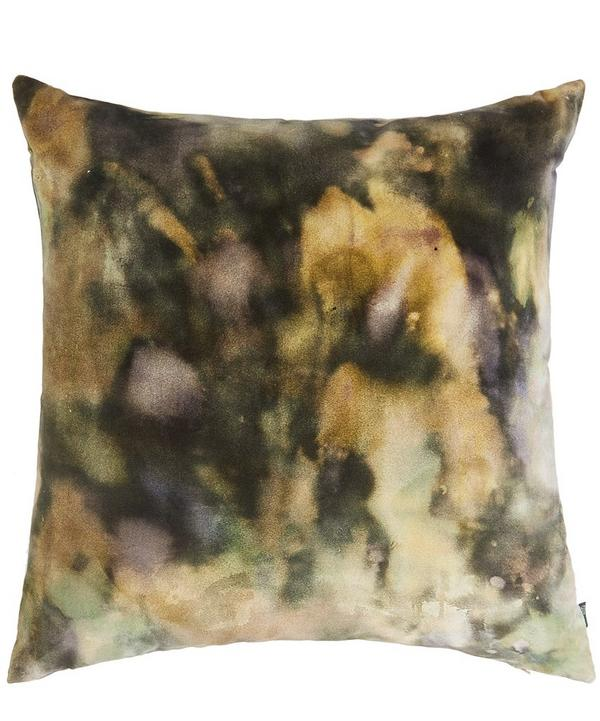 Ramello Cotton Velvet Cushion