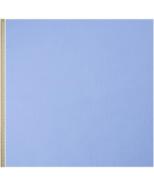 Periwinkle Blue Plain Tana Lawn Cotton