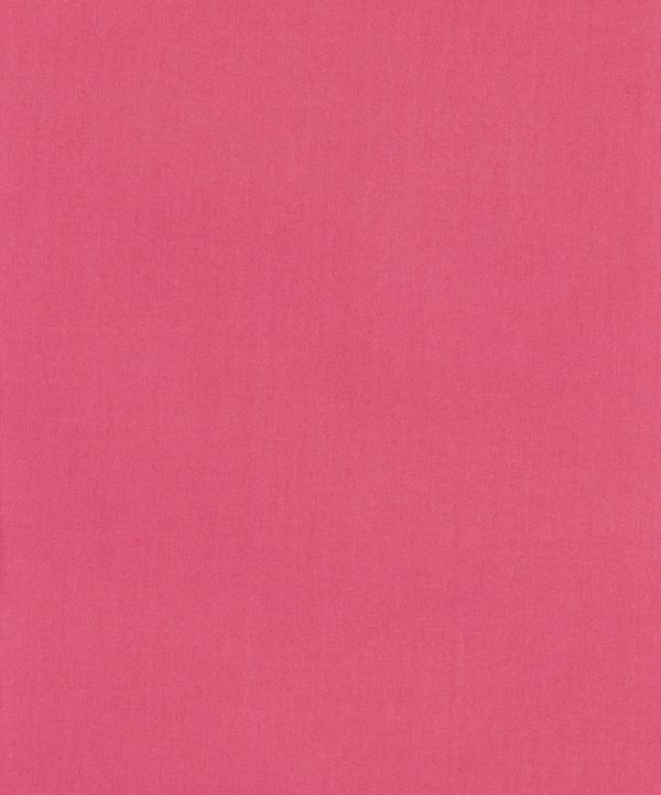 Dark Pink Plain Tana Lawn Cotton