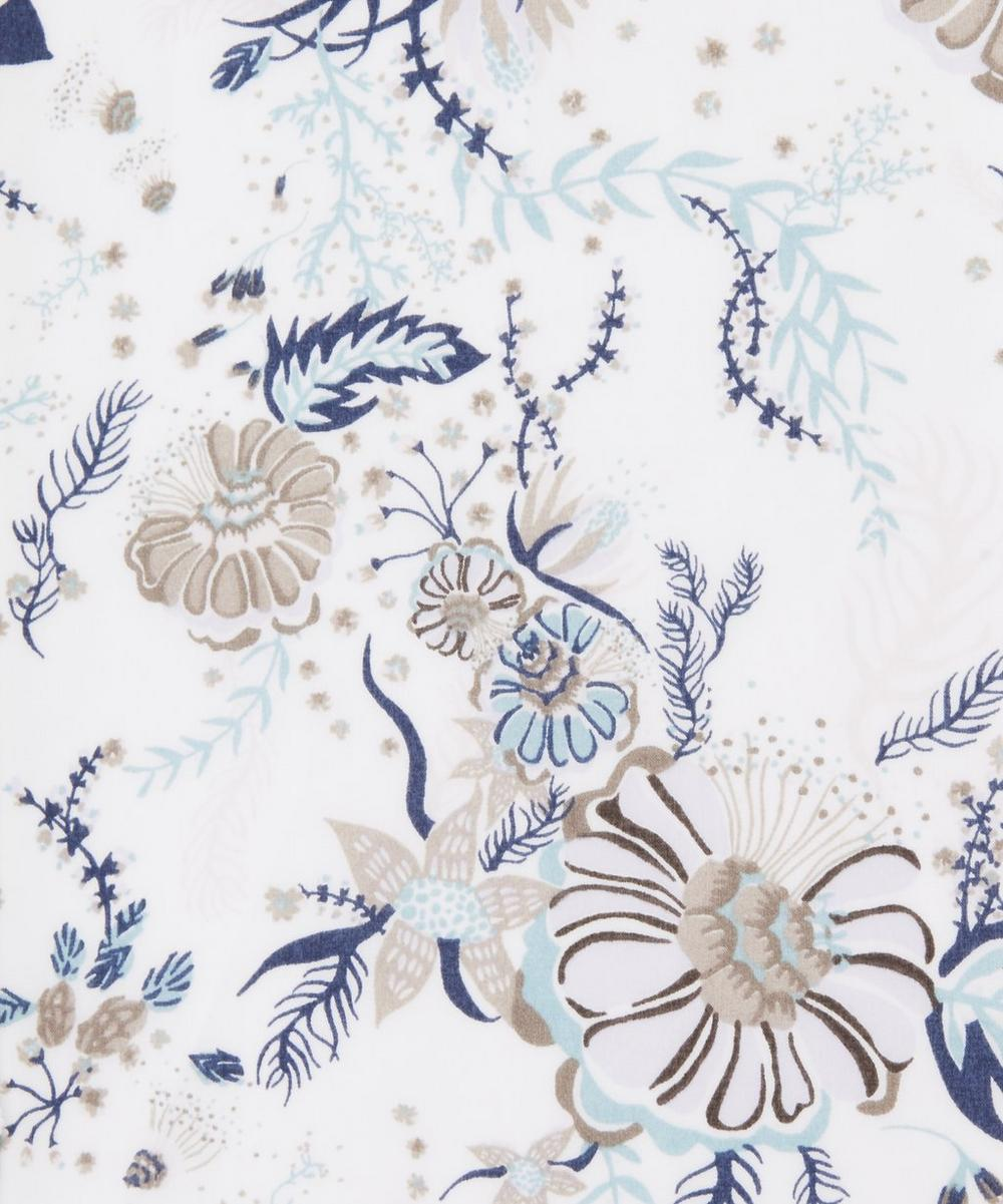 Aquatic Bloom Tana Lawn Cotton