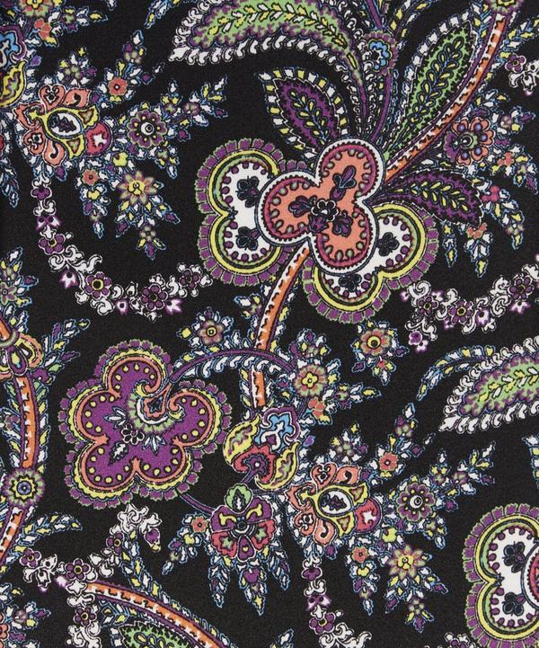 Paisley Buds Belgravia Silk Satin