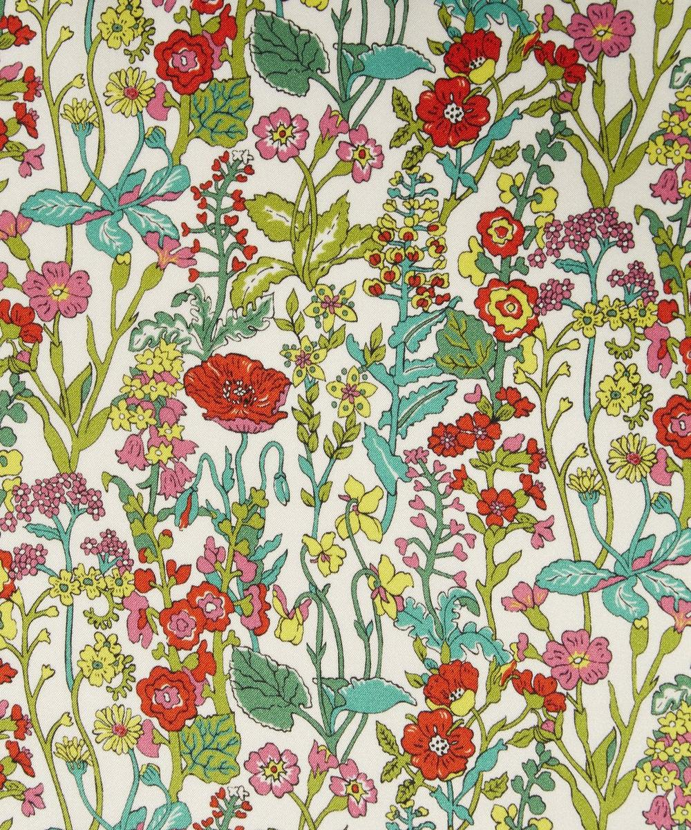 Flowers Belgravia Silk Satin