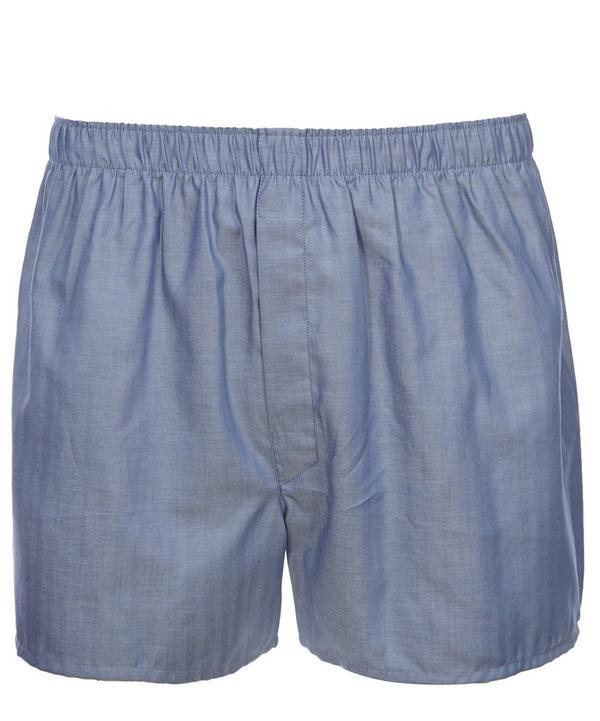 Herringbone Boxer Shorts