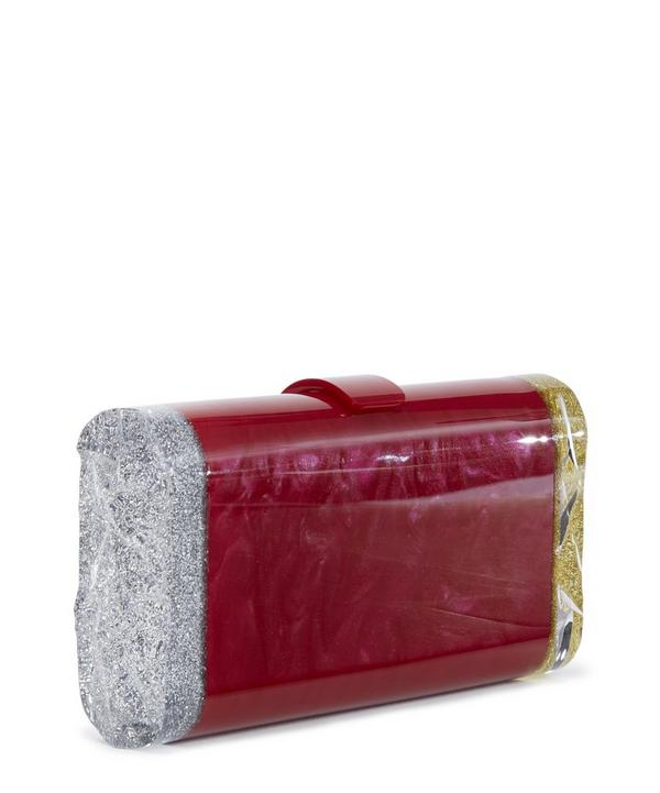 Lara Backlit Clutch Bag