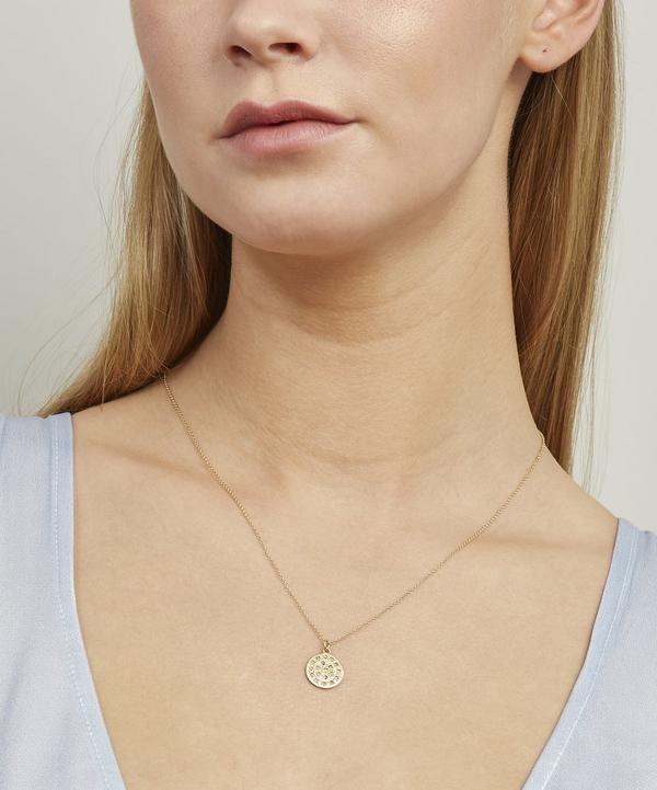 Mini Mars Necklace