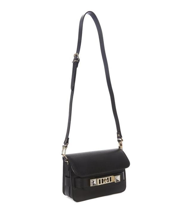 PS11 Classic Linosa Leather Bag
