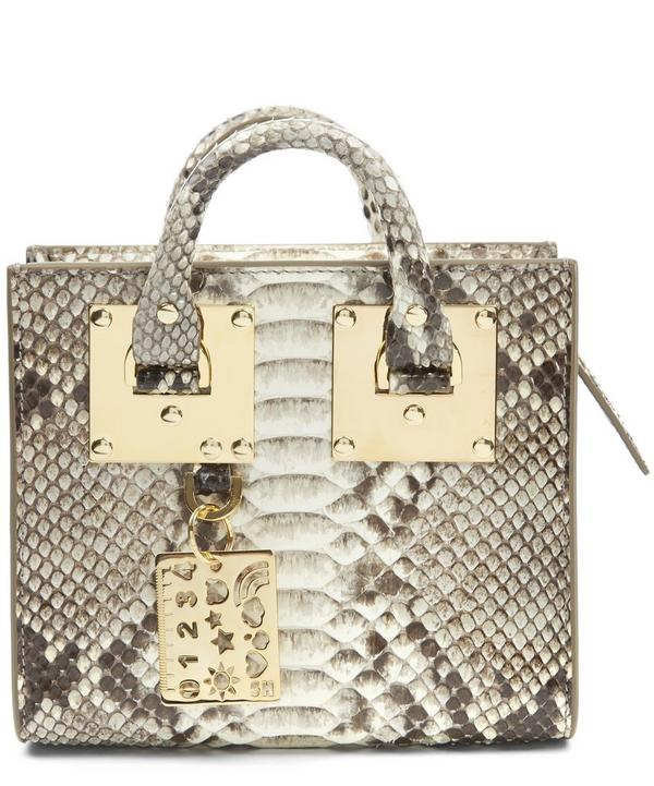 Albion Snake Box Tote