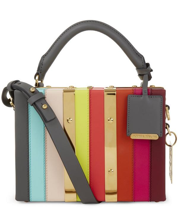 Albany Rainbow Mini Suitcase Shoulder Bag