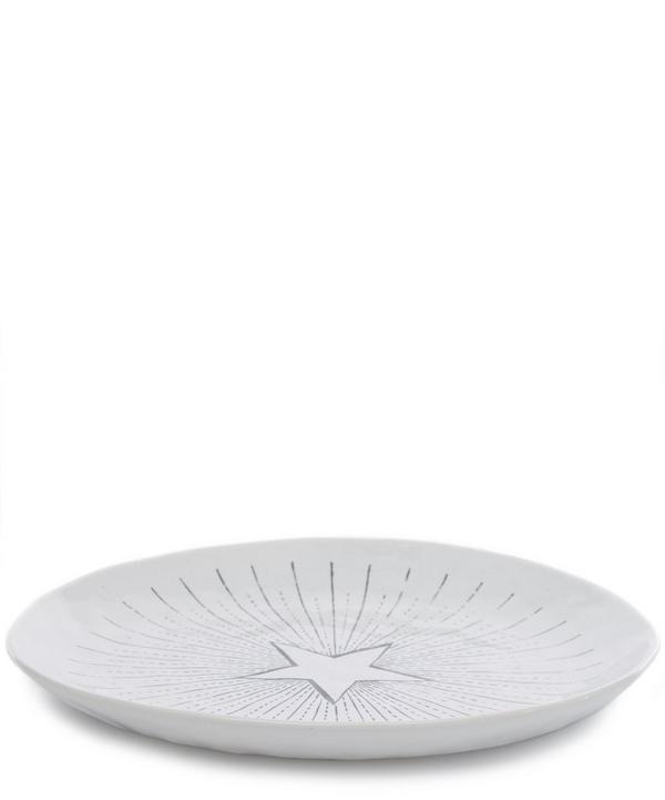 Small Adorn Star Platter