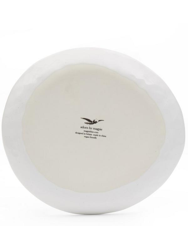 Small Adorn Wings Platter