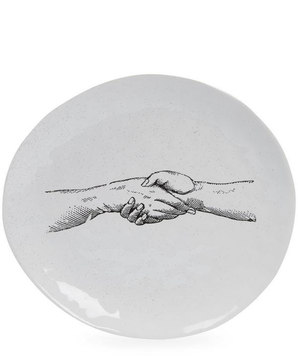 Small Adorn Hands Platter