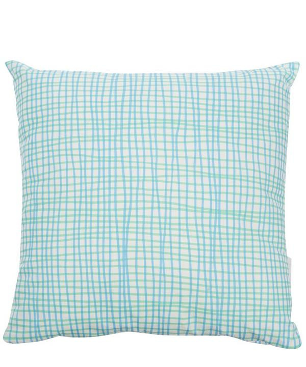Cross Hatch Cushion