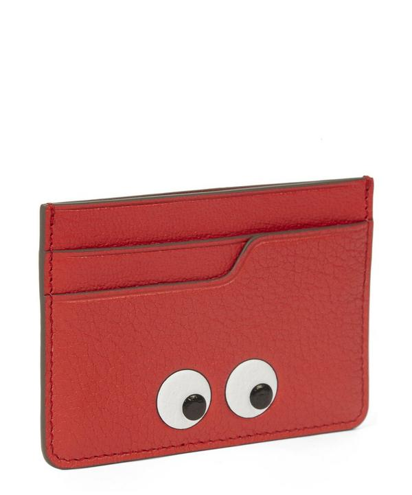 Eyes Card Wallet