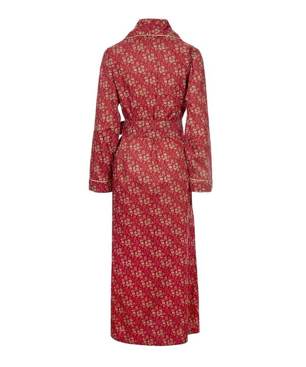 Capel Long Cotton Robe