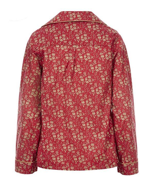 Capel Cotton Long Pyjama Set