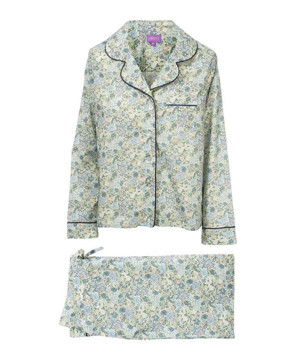 Elysian Cotton Long Pyjama Set