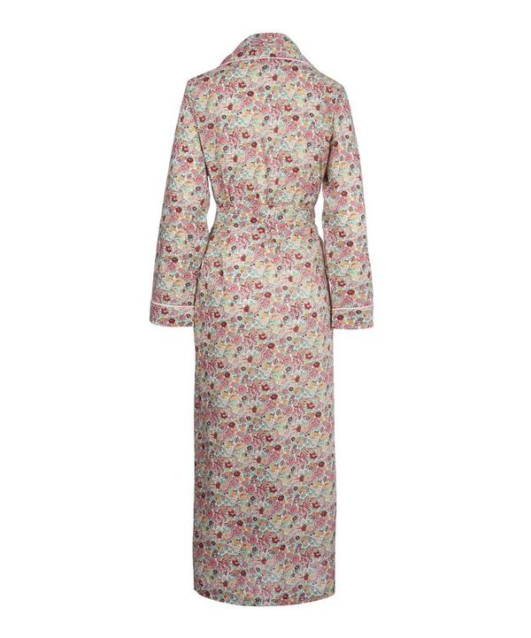 Elysian Long Cotton Robe