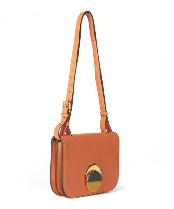 Marni Pois Enamel Dot Crossbody Bag