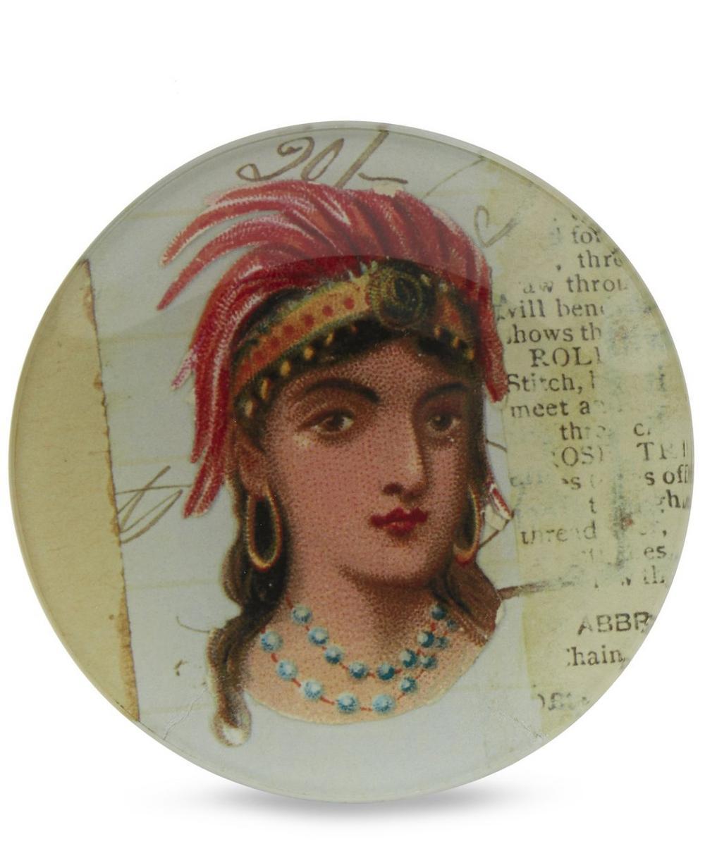 Princess Round Plate
