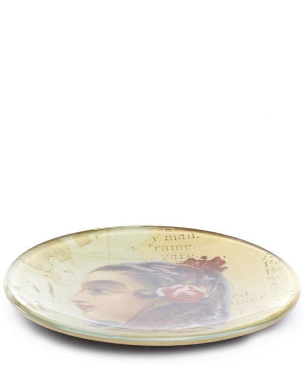 Spanish Round Plate