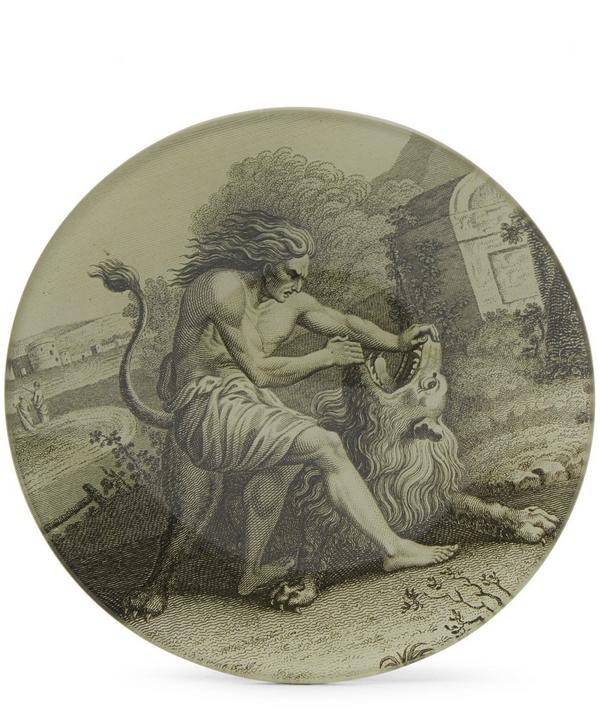 Samson Round Plate