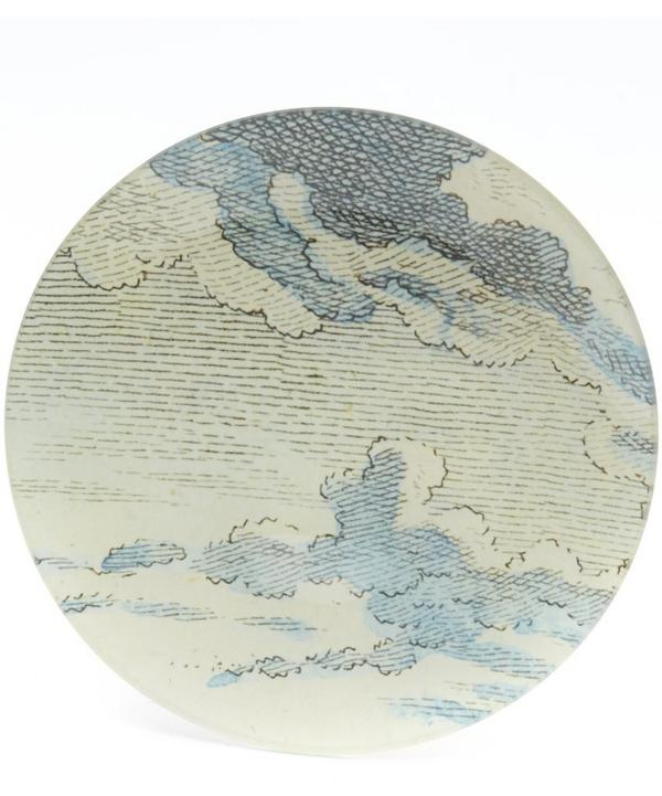 Neopolitan Horse Clouse Plate