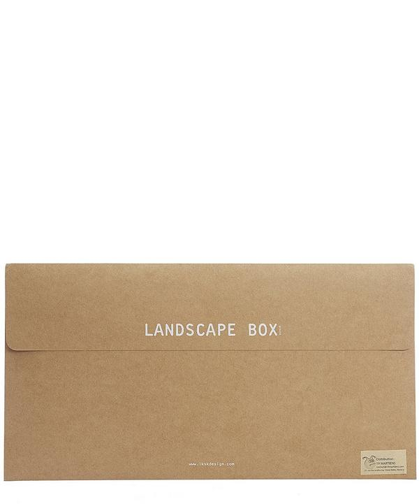 North Pole Landscape Paper Craft Kit