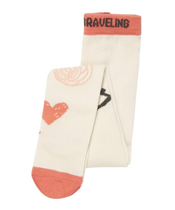 Queen of Hearts Tights 3-4Y