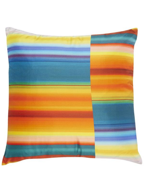 Colour Landscape Cushion