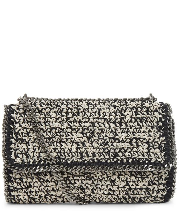 Crochet Falabella Shoulder Bag