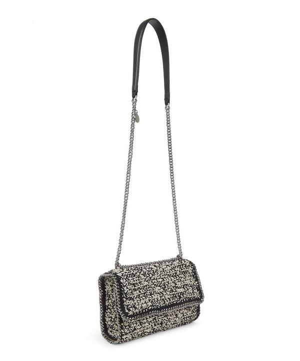 Crochet Falabella Shoulder Bag