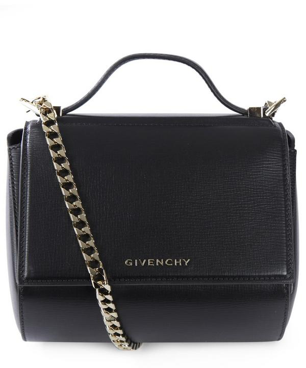 Pandora Box Small Leather Chain Strap Shoulder Bag