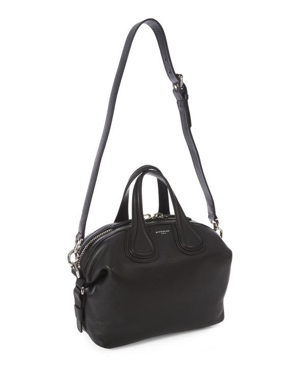 Nightingale Waxy Leather Medium Tote Bag