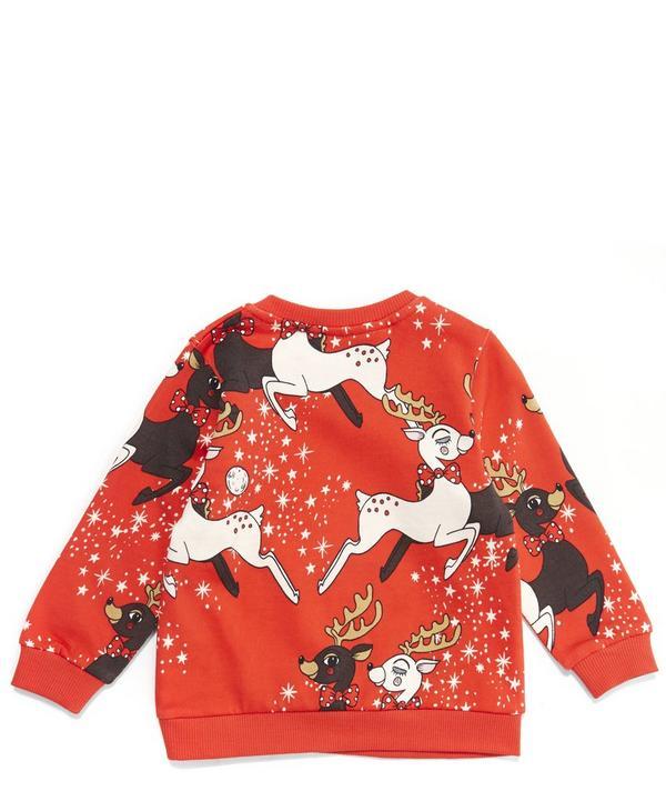 Reindeer Sweatshirt