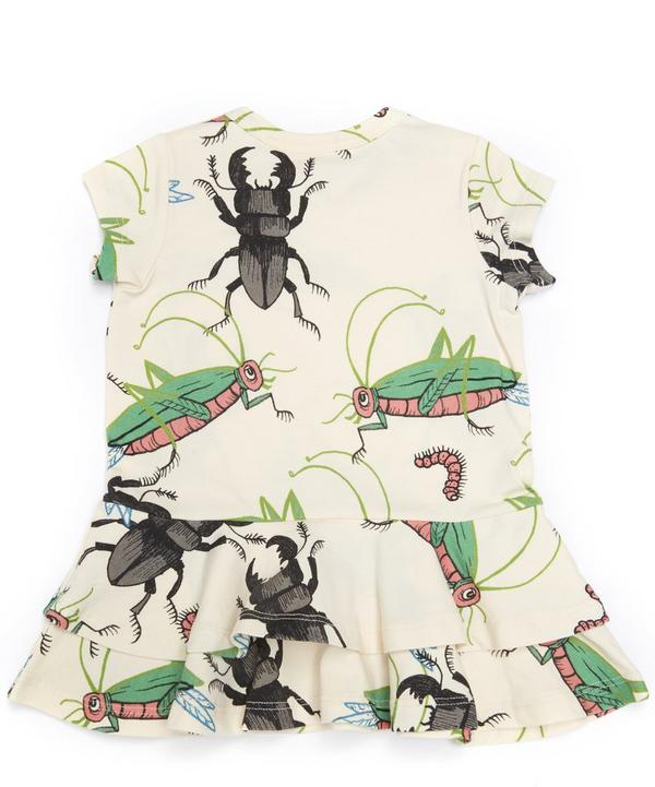 Insects Frill Dress