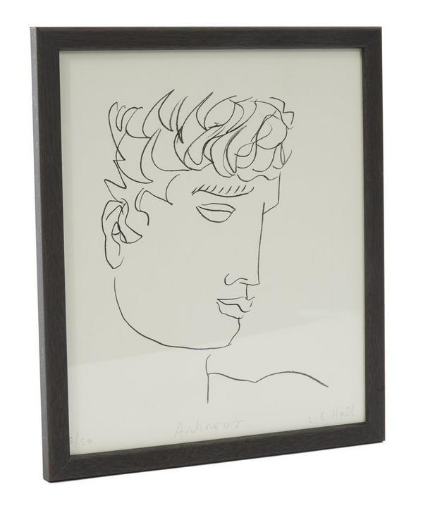 Antinous Framed Print