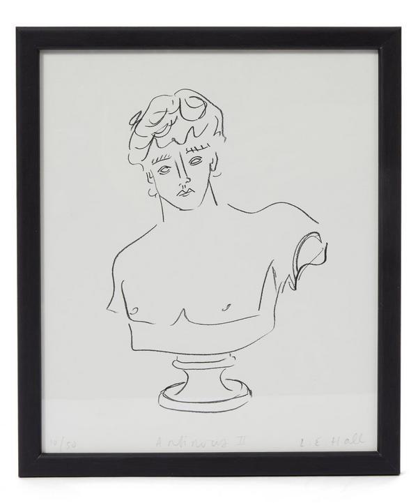 Antinous II Framed Print