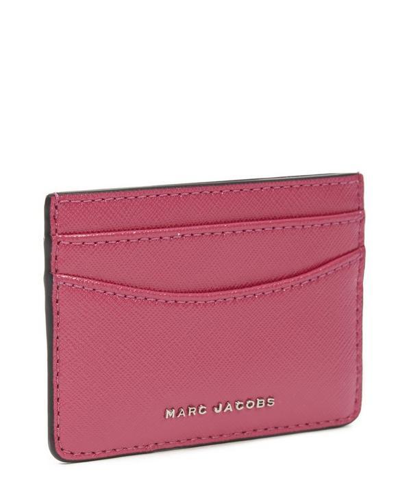 Saffiano Card Case