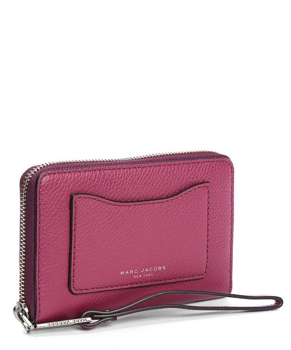 Recruit Zip Phone Wristlet