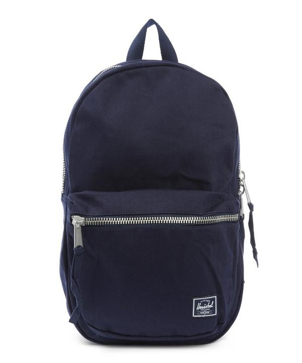 Lawson Herringbone Twill Backpack