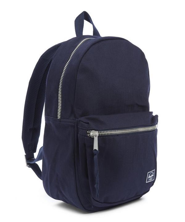 Lawson Herringbone Twill Backpack